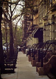NYC. Upper East Side, Manhattan