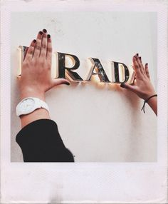 Just rad.