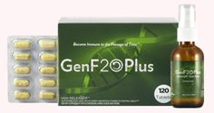 GenF20™ is the #1 rated HGH Releaser available on the market today, targeting those who wish to fight aging and restore youthful appearance and vitality. It's a clear winner in the anti-aging market space where there are imposters abound; GenF20™ stands out not only because it's doctor endorsed -- but because it's enthusiastically recommended by clients.