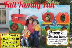 Berry picking is a fun family activity for fall! Check out the great ideas for berry picking at The Multi Taskin Mom!