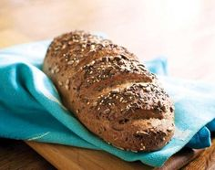 For seasoned and aspiring bakers, here's a multi-grain bread recipe that uses a popular cereal mix to deliver a mix of flavors and the benefits of fiber, vitamins,and phytochemicals. Originally published as