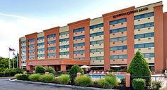 Wyndham Garden Hotel, Harrisburg, $82 (40% off all rooms)