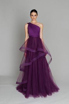 #Moda. Monique Lhuillier