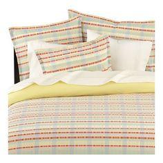 Jacquard bed linens