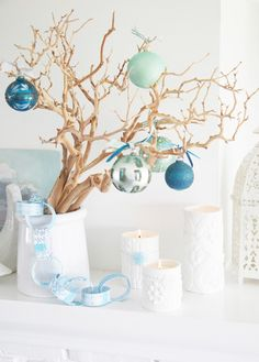 Beautiful Take On Holiday Decoration