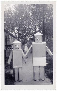Robots en couple