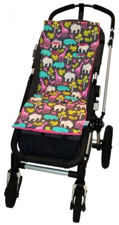 Pimp your ride! 8 ways to add swagger to your stroller | #BabyCenterBlog
