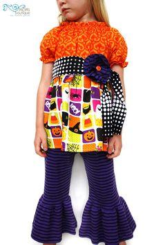 Halloween Treat tunic