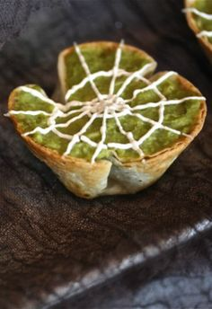 Cobweb Nacho Bites Halloween Food | The Hopeless Housewife