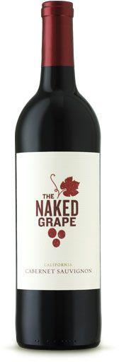 The Naked Grape - Cabernet Sauvignon
