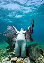 underwater museum cancun - Google Search