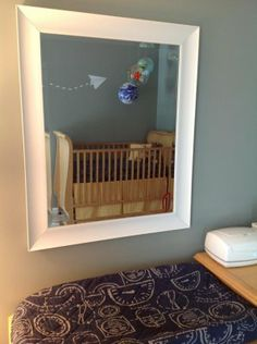 Planes, trains & autos: Baby nurseries that go vroom! | #BabyCenterBlog #ProjectNursery