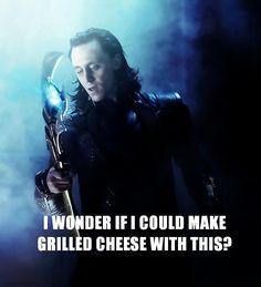 "Tom Hiddleston ""Loki"" Tag Funny LOL (Txt/concept Lärwi @ www.pinterest.com/itsalarwilife)"