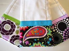 sew fun, burp cloth