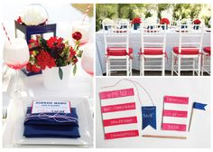 Labor Day, Fourth of July, Patriotic Wedding