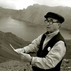 South Korean poet and democracy campaigner, Ko Un, tells it to the mountains.