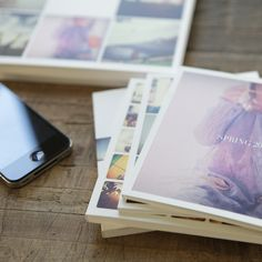DIY - Make a book out of your Instagrams - Artifact Uprising by decor8, via Flickr