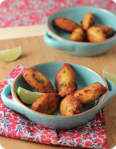 Dulce Delight: Cod Fritters