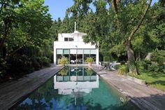 pool & garden view