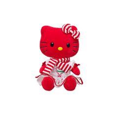 build-a-bear smallfrys® Sweet Red Hello Kitty--Cute Little Holiday HK :-)