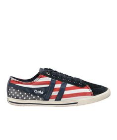 Navy USA Quota Nations Sneaker