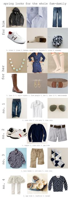 spring what to wear ideas