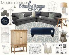 Portfolio   Teal & Lime #moodboard #interiordesign #interiordecorating #homedecor #tealandlime