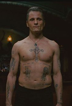 Viggo Mortenson in Eastern Promises. Oh my, you're giving me the vapas!