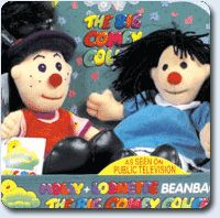 The Big Comfy Couch (Cally loved this).