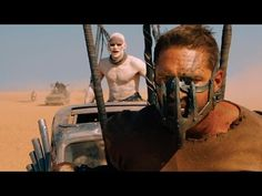 ▶ Mad Max: Fury Road - Comic-Con First Look [HD] - Oh hell yeah!