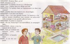 la maison, teach french, voc la, french vocabulari, french languag, teach vocabulari