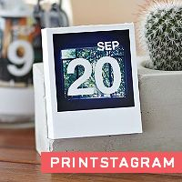 Wish List Wednesdays: Organize Your Photos and Schedule with a Printstagram Calendar, only 40 dollars for 365 prints!