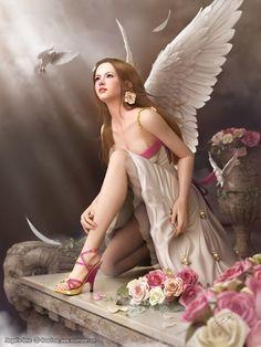 angels in heaven