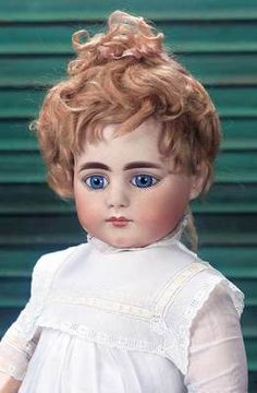 Absolutely stunning Simon and Halbig doll, circa 1885