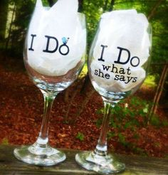 bridesmaid gift to bride, bride wine glass, wine glass bride, cute shot glasses, bride gifts from maid of honor, bride and groom stuff, from bride to groom, bride gift from groom, bridal shower gifts for bride