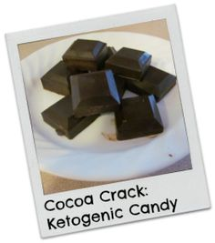 Cocoa Crack Ketogeni