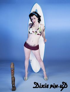 Dixie Pin-Up