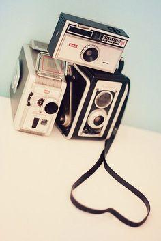 I <3 vintage cameras