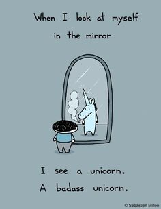 yessss! #unicorn #dphie