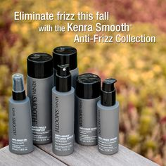 Reduce frizz and smooth the hair cuticle for softer, more manageable results!