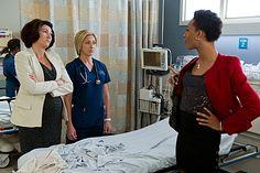 Dr. O'Hara, Nurse Jackie & Lonna - Nurse Jackie