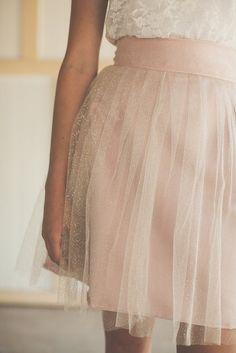 Gossamer Skirt