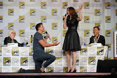 Bones at Comic-Con 2013