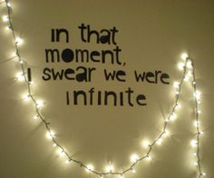 Best ever-the perks of being a wallflower...