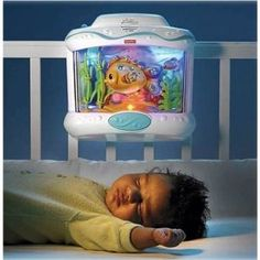 Crib aquariums