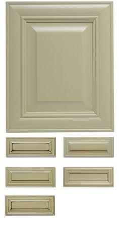Taupe Kitchen Cabinets On Pinterest