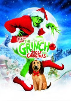 Dr. Seuss' How The Grinch Stole Christmas (Starring Jim Carrey)