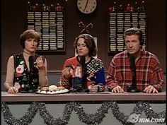 Alec Baldwin on SNL you know the skit!....good times, good times...one of the best!