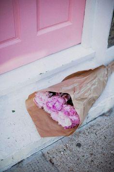 Doorstep blooms