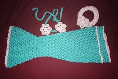 Manda Nicoles Crochet Patterns: Mermaid Photography Prop FREE pattern